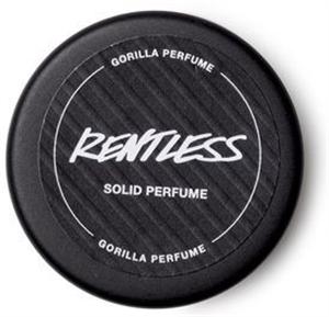 Lush Rentless Szilárd Parfüm