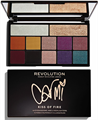 Revolution X Carmi Kiss Of Fire Eyeshadow Palette