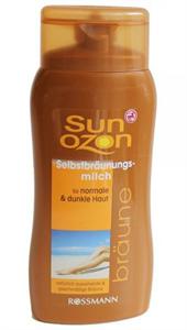 Sun Ozon Önbarnító Tej