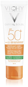 Vichy Capital Soleil Mattifying 3-In-1 SPF50+