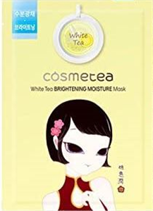 Cosmetea White Tea Brightening Moisture Mask