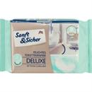 Sanft & Sicher Sensitive Nedves Toalettpapír
