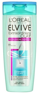L'Oreal Paris Elseve Extraordinary Clay Agyagos Sampon