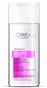 L'Oreal Paris Sublime Soft Micellás Víz