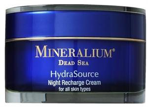 Mineralium Hydra Source Éjszakai Hidratáló Arckrém