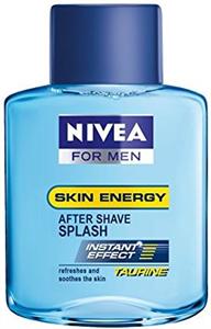 Nivea For Men Skin Energy After Shave Splash