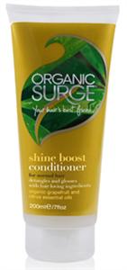 Organic Surge Shine Boost Fényfokozó Hajkondícionáló