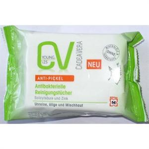 CV Cadea Vera Young <25 Antibakteriális Sminklemosó Kendő
