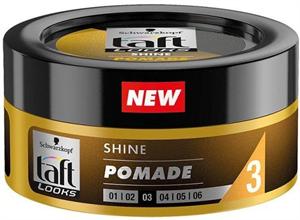 Taft Looks Shine Pomade Hajformázó Krém