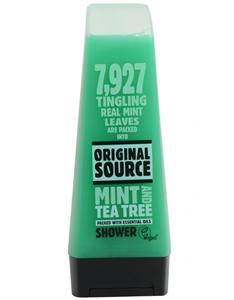 Original Source Teafa & Mentol Tusfürdő