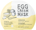 Too Cool For School Egg Cream Mask - Hydration