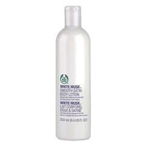 The Body Shop White Musk Smooth Satin Body Lotion