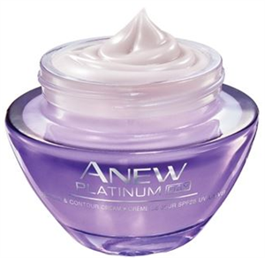 Avon Anew Platinum Nappali Krém SPF25 UVA/UVB-Szűrővel
