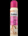 Balea Fuß & Bein Csillámfényű Lábspray