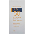 Biovanne Sun Body Milk Spray Anti Aging SPF50+