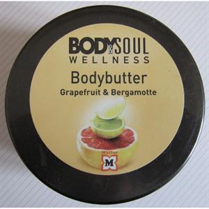 Body&Soul Wellness Grapefruit & Bergamotte
