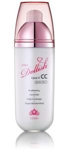 Lioele Dollish Cera-V CC Krém SPF34 PA++