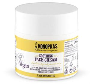 Dr. Konopka's Nyugtató-Hidratáló Arckrém