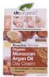 Dr. Organic Nappali Arcápoló Krém Marokkói Bio Argán Olajjal