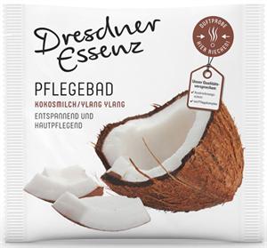 Dresdner Essenz Fürdősó Kokosmilch Ylang Ylang