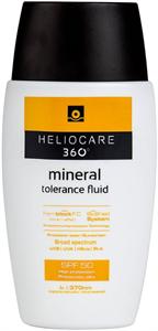 Heliocare 360° Ásványi Védő Fluid Arcra SPF50
