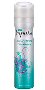 Impulse Loving Words Deo