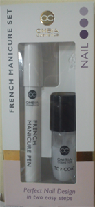 Ombia Cosmetics French Manicure Set
