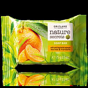 Oriflame Nature Secret Szappan Teafával & Mandarinnal