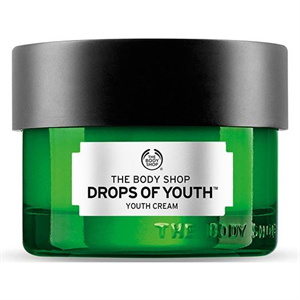 The Body Shop Drops Of Youth Fiatalságmegőrző Arckrém