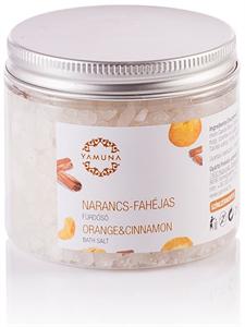 Yamuna Narancs-Fahéjas Fürdősó