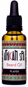 African Spa Beard Oil - Player