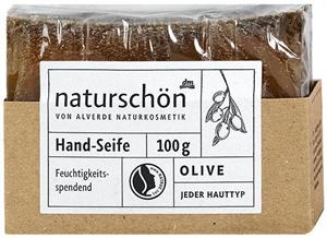 Alverde Naturschön Hand Seife Szappan Olíva