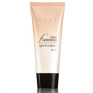 Avon Ideal Flawless Könnyű Állagú Alapozó SPF20