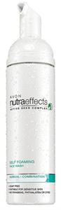 Avon Nutra Effects Habzó Arctisztító