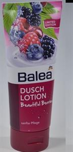 Balea Beautiful Berries Tusfürdő