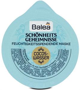 Balea Schönheitsgeheimnisse Hidratáló Hajpakolás Kókuszvízzel