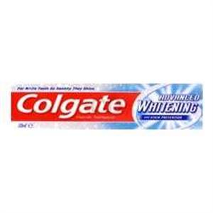 Colgate Advanced Whitening Fogkrém