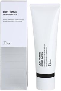 Dior Homme Dermo System Tisztító Gél