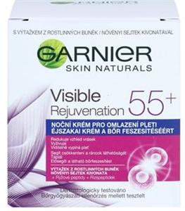 Garnier Skin Naturals Visible Rejuvenation 55+ Nappali Krém