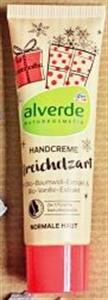 Alverde Handcreme Streichelzart Mit Bio-Baumwoll-Extrakt & Bio-Vanille-Extrakt