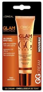 L'Oreal Paris Glam Bronze GG Cream SPF25