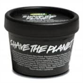 Lush Shave The Planet Borotvakrém