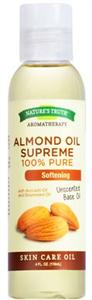 Nature's Truth Almond Oil Supreme 100% Pure Unscented Base Oil
