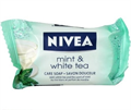 Nivea Mint & White Tea Krémszappan