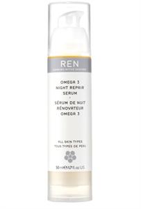 REN Omega 3 Night Repair Serum