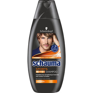 Schauma Sports Power-Shampoo