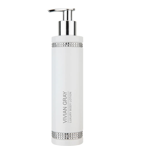Vivian Gray White Crystals Luxury Body Lotion