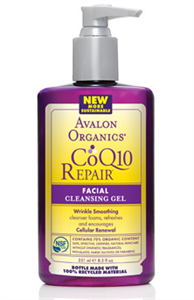 Avalon Organics Q10 Arclemosó Gél