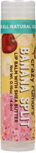 Crazy Rumors Banana Split Ajakbalzsam