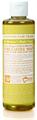 Dr. Bronner's Citrus-Narancs Folyékony Szappan Koncentrátum